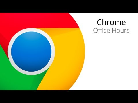 Introduction to Chrome Apps