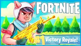 WILDCAT Plays SOLOS in Fortnite: Battle Royale! (Fortnite Solo Victory Royales)