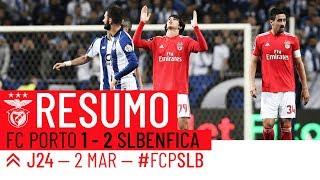 HIGHLIGHTS: FC Porto 1-2 SL Benfica