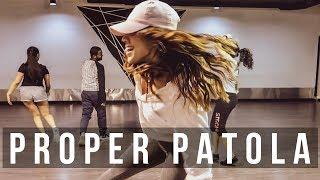 Proper Patola Namaste England  Badshah  Diljit  Aastha  Anrene Lynnie Rodrigues Choreography