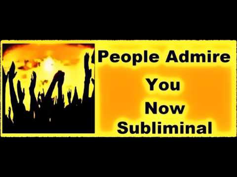 Make PEOPLE Like & ADORE You NOW - Subliminal Rapport Recording