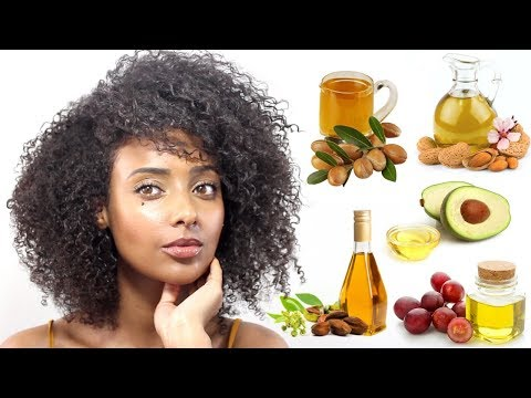 Best Oils for Low Porosity and Protein Sensitive Natural Hair | Updated 2017