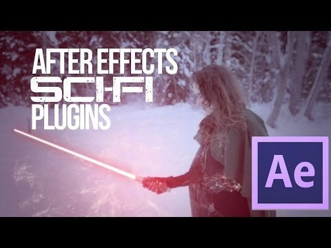 After Effects Sci Fi Plugins