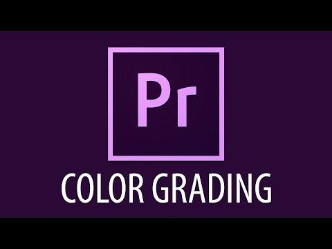 Color Grading Dengan Adobe Premiere Pro