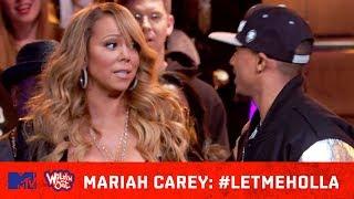 Mariah Carey Shuts Nick Cannon Down! 🙅 | Wild 'N Out | #LetMeHolla