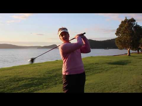 #155 Web TV: How To Hit A Driver Straight Side View
