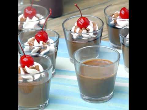 Home Foodie Bites - Yummy Chocolate Mousse