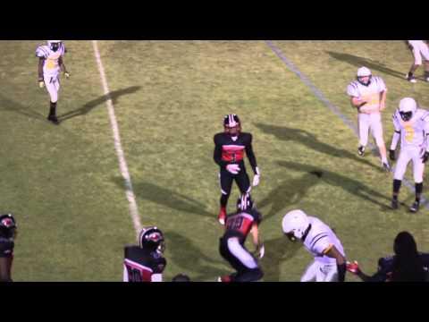 Georgia Falcons vs Wolves Semi Pro football