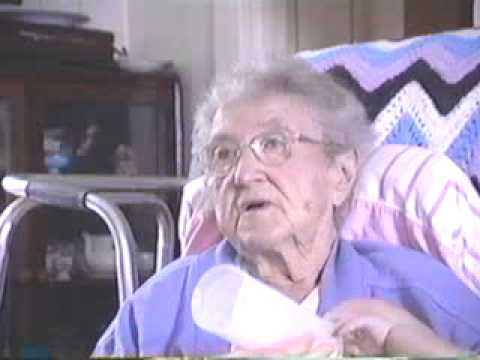 98 year old Blanche McDonald.