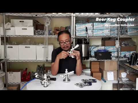 Beer Keg Coupler