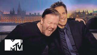 Ben Stiller, Owen Wilson, Rebel Wilson & Ricky Gervais Play