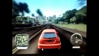 Test Drive Unlimited 1 (Need for speed fast & furious version )