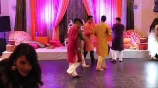 Boys vs Girl Dance Battle - FarsWedding