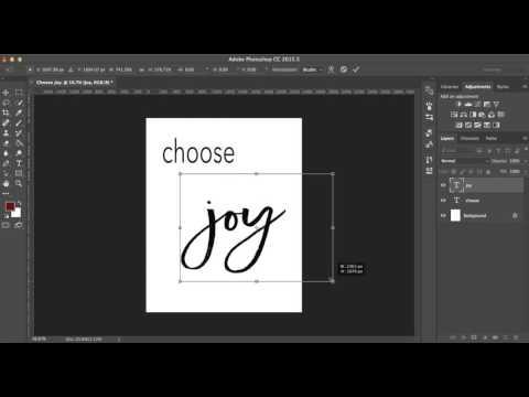 Simple Printable Photoshop Tutorial