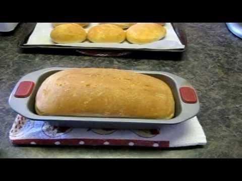 Hamburger Bun Dough