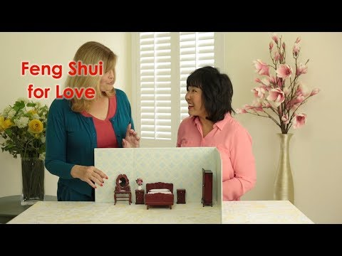 How to Feng Shui to Attract Love!
