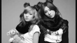 SNSD Jessica & Tiffany - Like Yesterday (Mix)