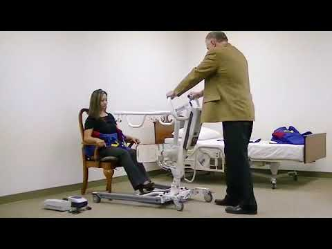 Apex Stella Electric Bariatric Stand Assist Lift