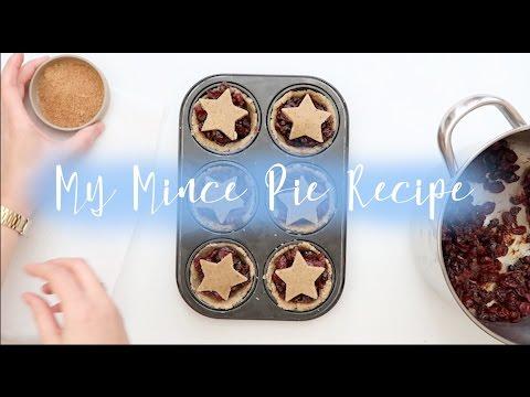 Homemade Mince Pies! | Madeleine Shaw