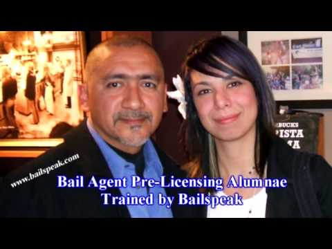 Bail Bond Bounty Hunter Pre Licensing California School