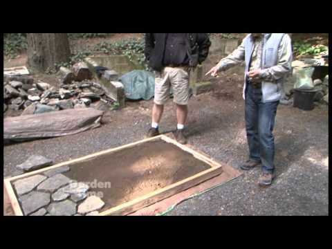 Japanese Stone Paths