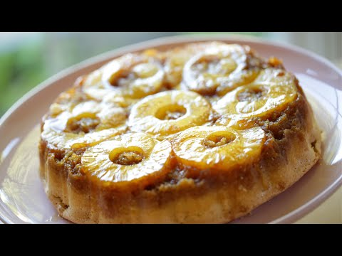 Beth's Pineapple Upside Down Cake Recipe | ENTERTAINING WITH BETH