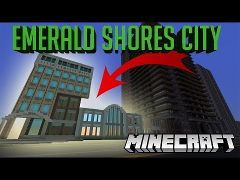 Branch off Buildings!! Emerald Shores Episode 3