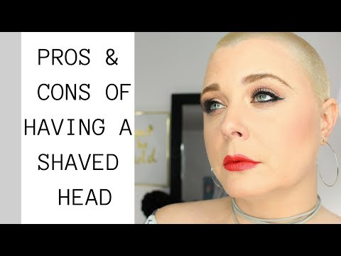THE PROS & CONS OF HAVING A SHAVED HEAD | Nicole Chantell