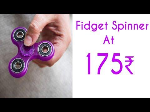 Fidget Spinner   India