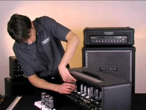 Mesa Boogie Amplifier Troubleshooting