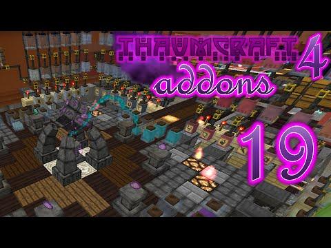 Minecraft - Thaumcraft 4 Addons #19 - Augmented Girdle