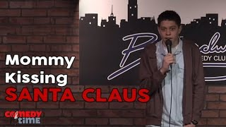 I Saw Mommy Kissing Santa Claus (Stand Up Comedy)