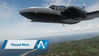 [p3d V4.1] Visual Mod. | Aviationlads.com