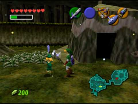 Ocarina of Time [51]: Scarecrow Song? Yes.