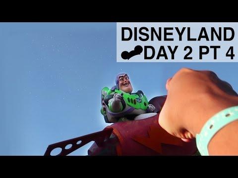 Tower of Terror + Pixar Parade + California Screamin' | Disneyland 2016 | Day 2 Pt. 4