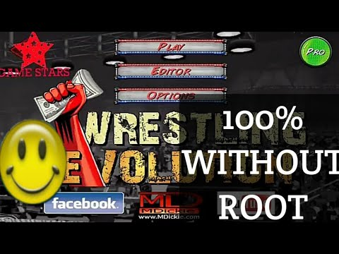 How To Buy Pro License in Wrestling Revolution for Free(No Need of Rooted Device)
