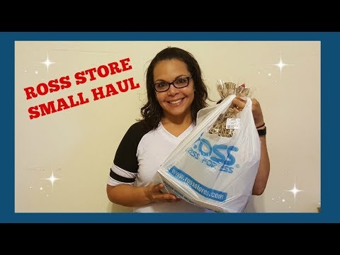 ROSS SHOPPING HAUL GREAT FINDS | ROSS HOME DECOR STORE AUGUST 2017 | MOJISTYLE JEWELRY HOLDER