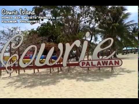 Cowrie Island Of Palawan
