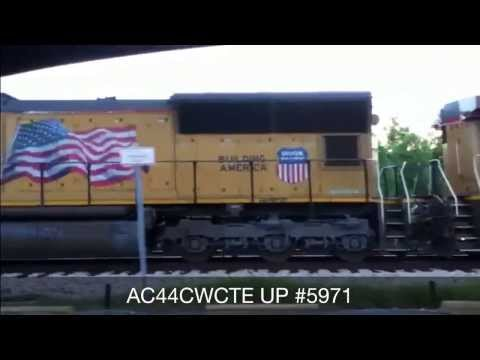 Railroading in Baton Rouge Part 5