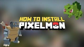 Minecraft How To Install Pixelmon Mod 1102 Beta 500 Update