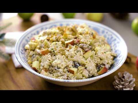 [JAK 2] Ep 5: Left Over Chicken Pasta Salad