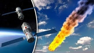 A Chinese SPACE STATION is CRASHING Down to Earth THIS Weekend