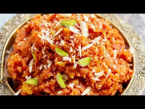 Gajjar Halwa I Gajar ka Halwa recipe I Carrot Halwa Recipe