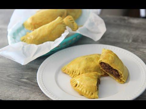 Jamaican Beef Patties - Cooked by Julie episode 338
