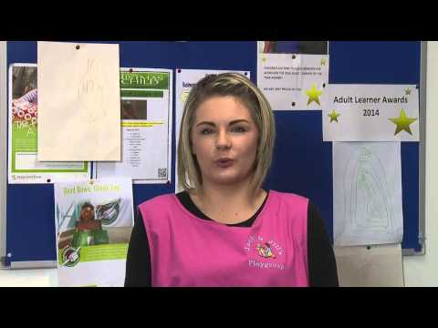 Learner of the Year Nominee 2014: Emily Rogers