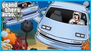 GTA 5 Online The Doomsday Heist! - Stomberg Submarine Car, Agent ULP, and Getting Men Wet! (Part 3)