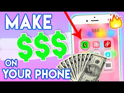 14 iPhone Apps That Make You MONEY!