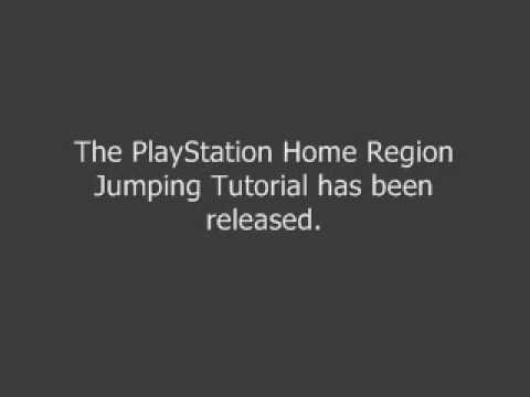 PlayStation Home Region Hopping Tutorial Released