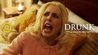 """Martha """"The Mouth"""" Mitchell Makes an Enemy of Nixon (feat. Vanessa Bayer) - Drunk History"""