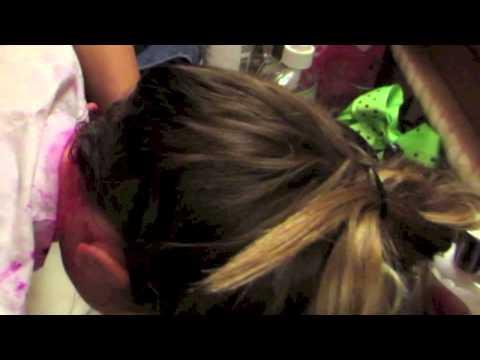 How to Dye your hair w/ Manic Panic ( NO BLEACH )